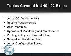 JN0-102 exam