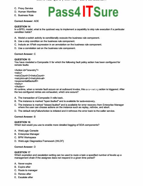 1Z0-434 exam