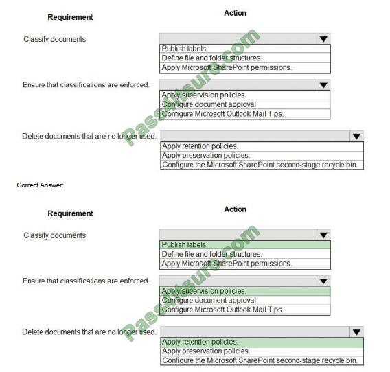 exampass ms-900 exam questions-q12
