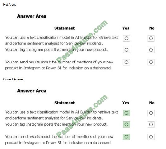 exampass pl-900 exam questions-q12
