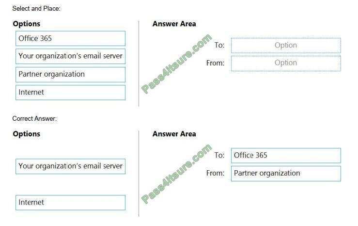 exampass ms-203 exam questions-q1