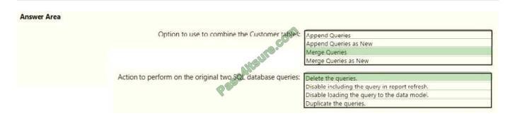 DA-100 exam questions-q7-2