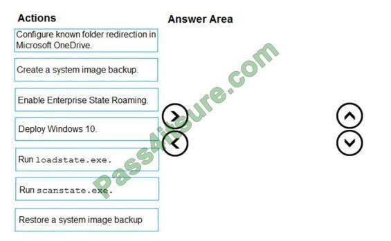 MD-101 exam questions-q13