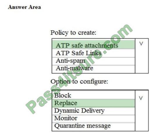MS-500 exam questions-q8-2